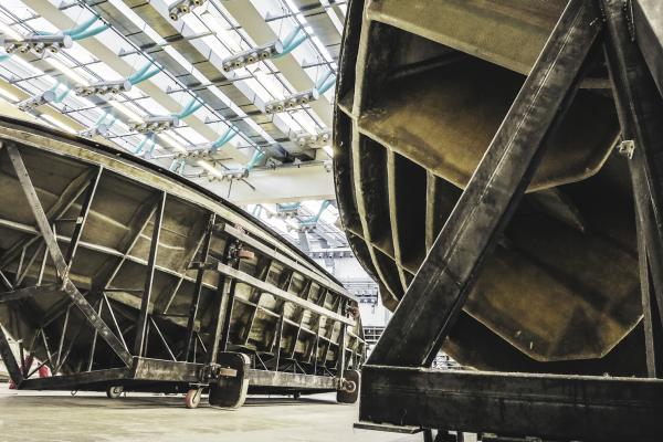 Vidéo / Des usines à la pointe de la technologie