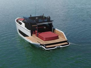 A46 Luxury Tender