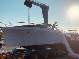 CRANCHI E30 NEUF 2021 A GOLFE JUAN