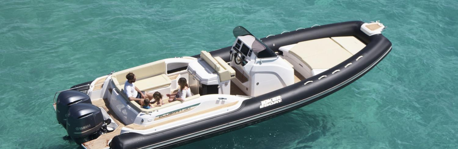 PRESENTATION / NEW JOKER BOAT CLUBMAN 30 TO DISCOVER