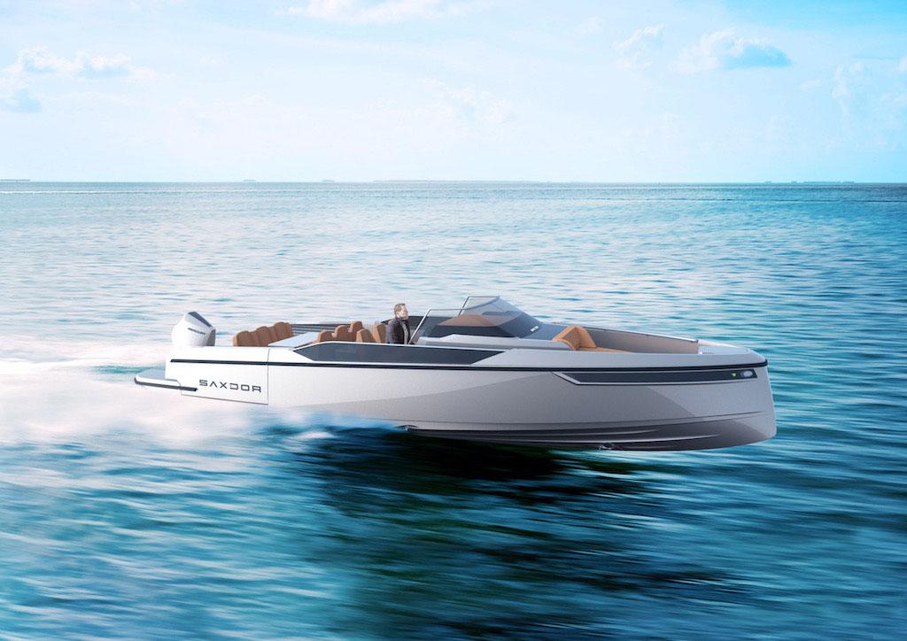 Saxdor 320 GTR - Distributeur officiel Saxdor Alpes-Maritimes et Monaco CNG Agence du Port - Golfe Juan (06)