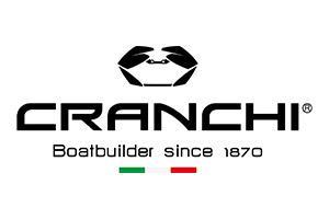 Logo Cranchi Yachts - Concessionnaire bateaux neufs Alpes Maritimes Monaco - CNG Agence du Port