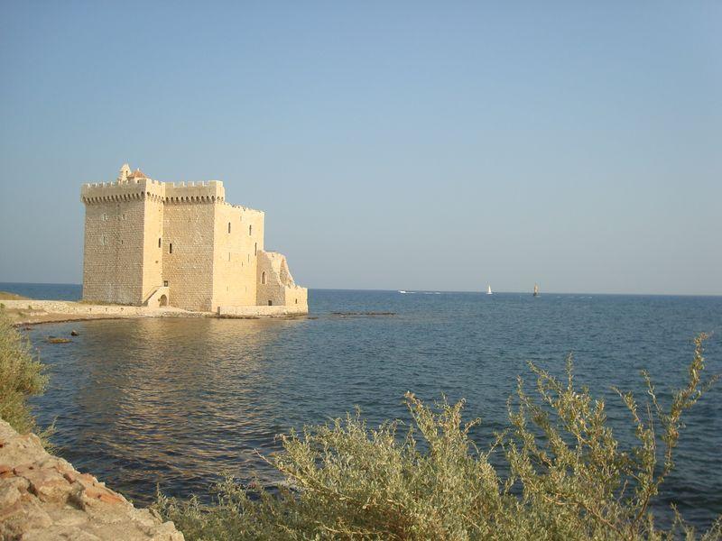 Fort Royal île Sainte-Marguerite - îles de Lérins - Cannes 06